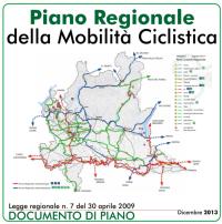 Piano Regionale Mobilità Ciclistica Lombardia